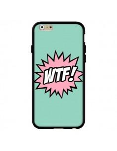 Coque WTF Bulles BD Comics pour iPhone 6 et 6S - Maryline Cazenave