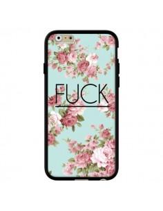 Coque Fuck Fleurs pour iPhone 6 et 6S - Maryline Cazenave