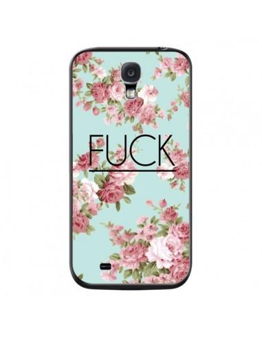 Coque Fuck Fleurs pour Samsung Galaxy...