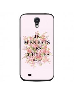 Coque Je m'en bas les couilles Bisous pour Samsung Galaxy S4 - Maryline Cazenave