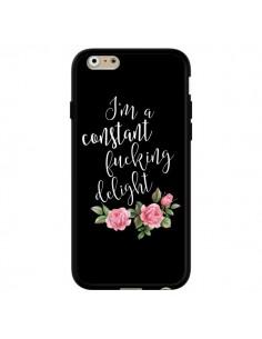 Coque Fucking Delight Fleurs pour iPhone 6 et 6S - Maryline Cazenave