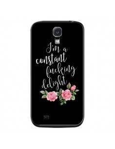 Coque Fucking Delight Fleurs pour Samsung Galaxy S4 - Maryline Cazenave