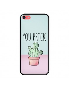 Coque You Prick Cactus pour iPhone 5C - Maryline Cazenave
