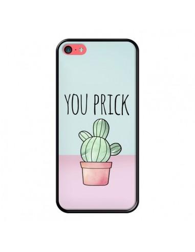 Coque iPhone 5C You Prick Cactus -...