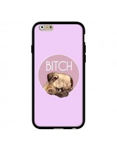 Coque Bulldog Bitch pour iPhone 6 et 6S - Maryline Cazenave