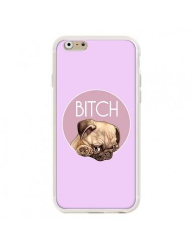 Coque iPhone 6 et 6S Bulldog Bitch -...