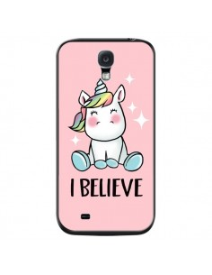 Coque Licorne I Believe pour Samsung Galaxy S4 - Maryline Cazenave