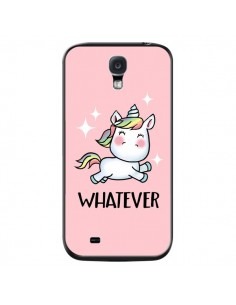 Coque Licorne Whatever pour Samsung Galaxy S4 - Maryline Cazenave