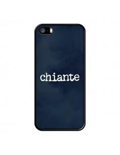 Coque Chiante pour iPhone 5/5S et SE - Maryline Cazenave
