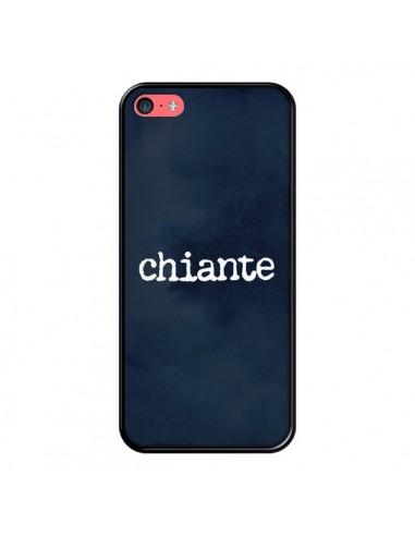 Coque iPhone 5C Chiante - Maryline...