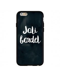 Coque Joli Bordel pour iPhone 6 et 6S - Maryline Cazenave