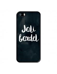 Coque Joli Bordel pour iPhone 5/5S et SE - Maryline Cazenave