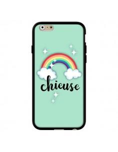 Coque Chieuse Arc en Ciel pour iPhone 6 et 6S - Maryline Cazenave