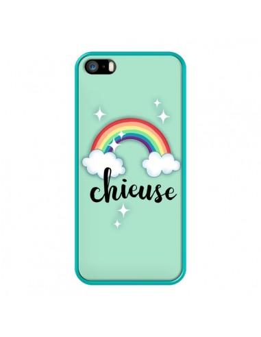 Coque iPhone 5/5S et SE Chieuse Arc...
