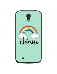 Coque Chieuse Arc en Ciel pour Samsung Galaxy S4 - Maryline Cazenave