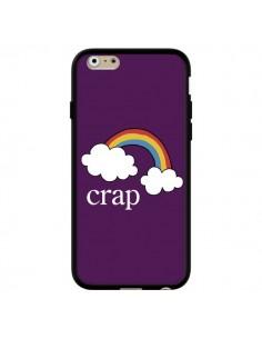 Coque iPhone 6 et 6S Crap Arc en Ciel - Maryline Cazenave