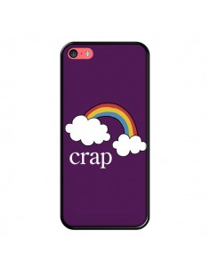 Coque Crap Arc en Ciel pour iPhone 5C - Maryline Cazenave