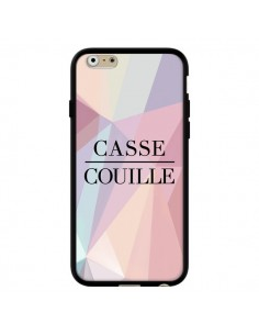 Coque iPhone 6 et 6S Casse Couille - Maryline Cazenave