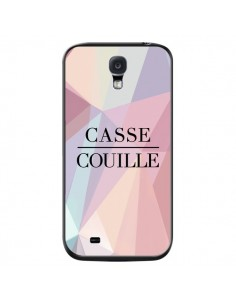 Coque Casse Couille pour Samsung Galaxy S4 - Maryline Cazenave