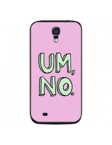 Coque Um, No pour Samsung Galaxy S4 -...