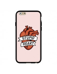 Coque iPhone 6 et 6S Stupid Heart Coeur - Maryline Cazenave