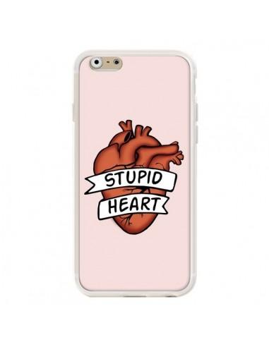 Coque iPhone 6 et 6S Stupid Heart...