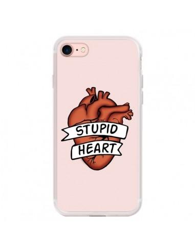 Coque iPhone 7/8 et SE 2020 Stupid...
