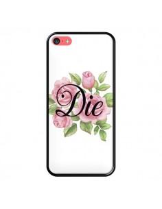 Coque iPhone 5C Die Fleurs - Maryline Cazenave