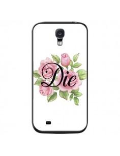 Coque Die Fleurs pour Samsung Galaxy S4 - Maryline Cazenave