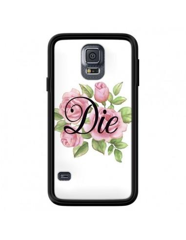 Coque Die Fleurs pour Samsung Galaxy S5 - Maryline Cazenave