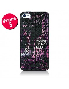 Coque Loving New York City pour iPhone 5 - Javier Martinez