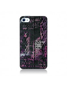 Coque Loving New York City pour iPhone 4 et 4S - Javier Martinez