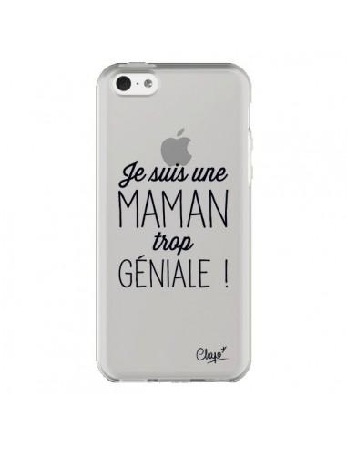 Coque iPhone 5C Je suis une Maman...