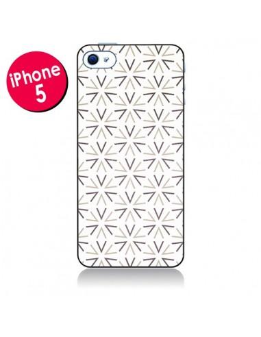 Coque Etoiles Order Control pour iPhone 5 - Javier Martinez