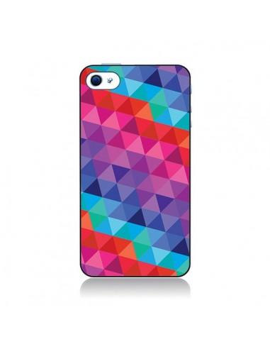Coque Azteque Gheo Rose pour iPhone 4 et 4S - Javier Martinez