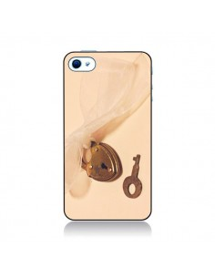 Coque Key to my heart Clef Amour pour iPhone 4 et 4S - Irene Sneddon