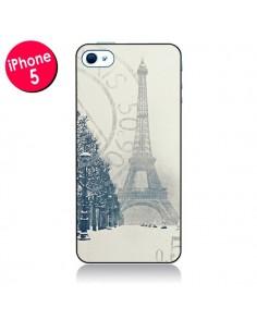 Coque Tour Eiffel pour iPhone 5 - Irene Sneddon