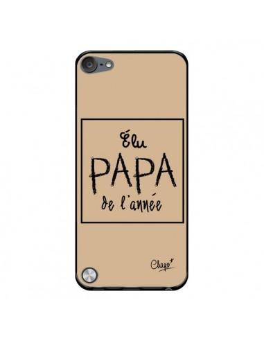 Coque Elu Papa de l'Année Beige pour iPod Touch 5 - Chapo