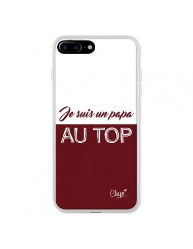 coque iphone 7 plus rouge bordeaux
