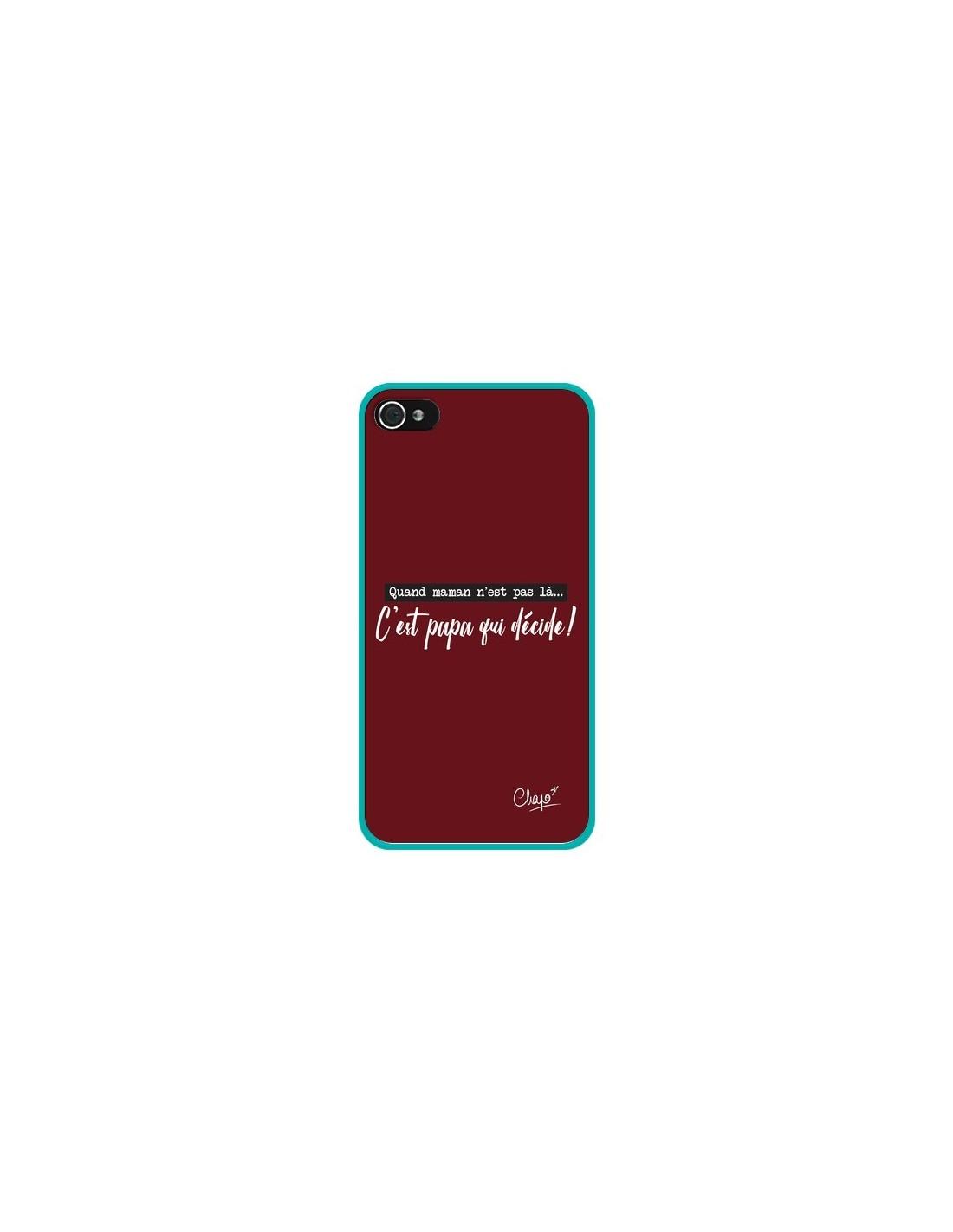 Coque Iphone S Bordeaux