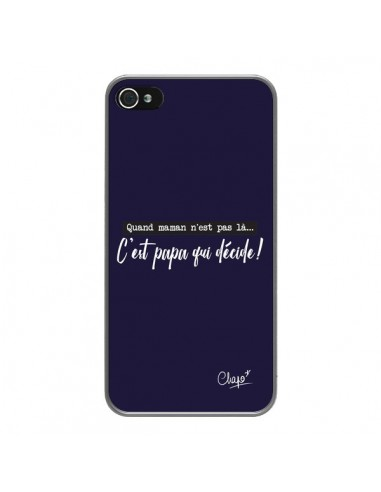coque iphone 4 bleu