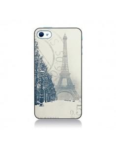 Coque Tour Eiffel pour iPhone 4 et 4S - Irene Sneddon