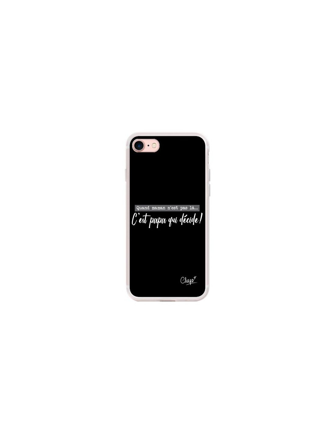 coque iphone 7 papa