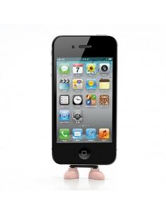 Support Mignon en forme de pieds pour iPhone 4/4S