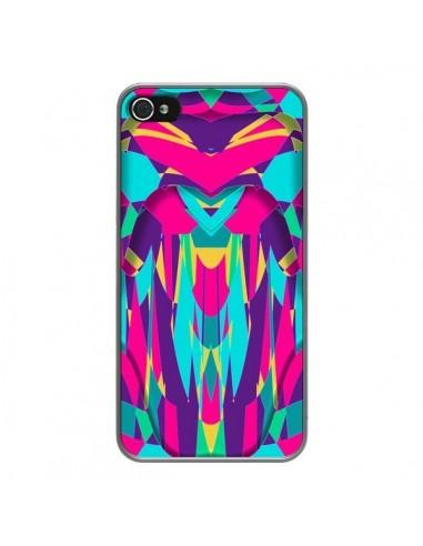Coque iPhone 4 et 4S Abstract Azteque - Eleaxart
