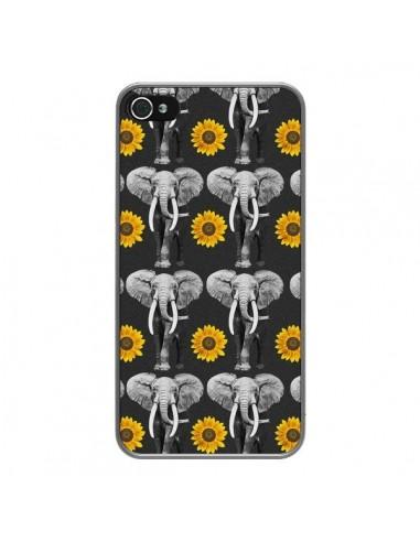 Coque iPhone 4 et 4S Elephant...