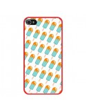 Coque iPhone 4 et 4S Glaces Ice cream Polos - Eleaxart