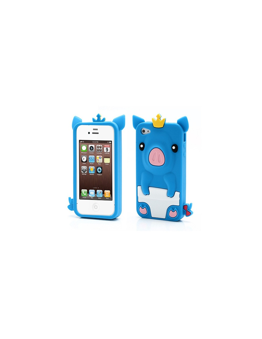 coque iphone 8 plus cochon