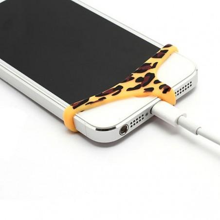 String accessoire pour iPhone 4/4S et iPhone 5