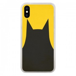 Coque Batman Marvel pour iPhone X - Aurelie Scour